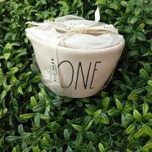 Rae Dunn LL(4) Ceramic Measuring Cups